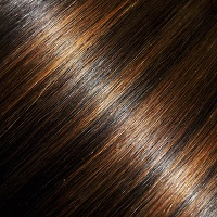 Balayage brunette hair colour