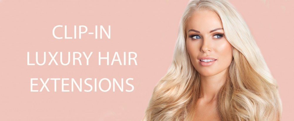 Undercover Glamour Clip-in Hair Extensions