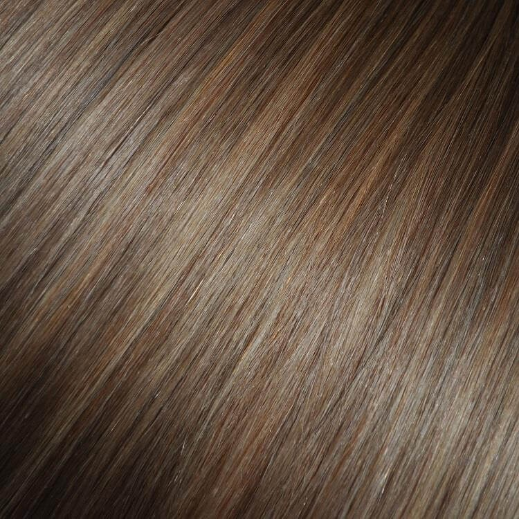 Bronde 818 Brownblonde Mix Clip In Hair Extensions