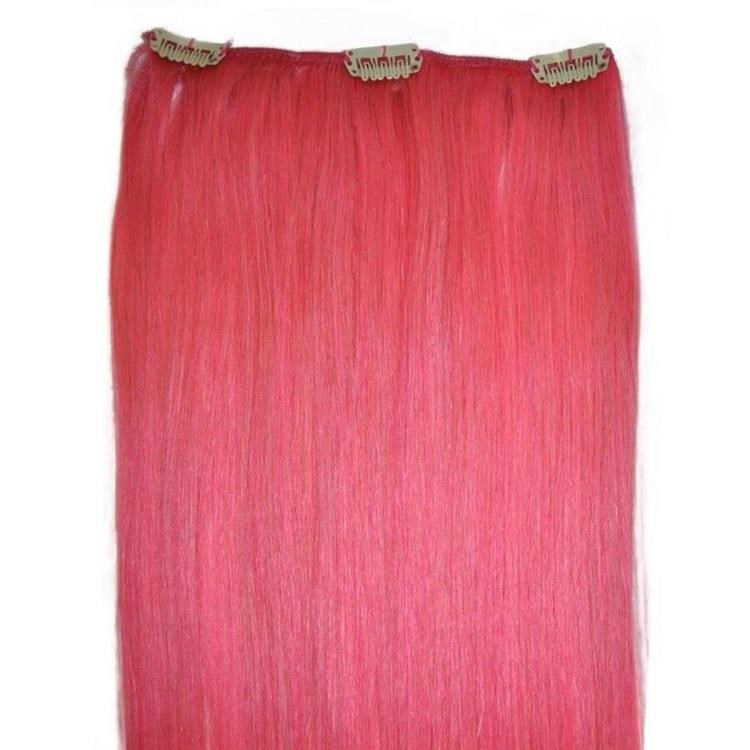 Pink hair ideas, hair streaks
