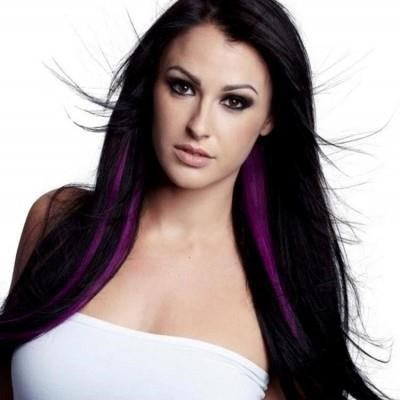 #1 Jet Black - Clip in Hair Extensions - Full Head