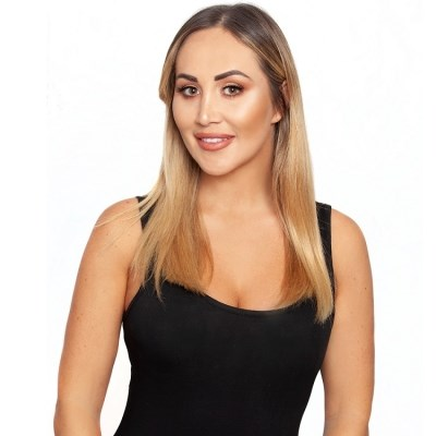 #18 Golden Blonde - Clip in Hair Extensions - Full Head