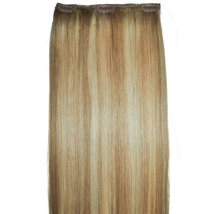 natural blonde highlights hair extensions