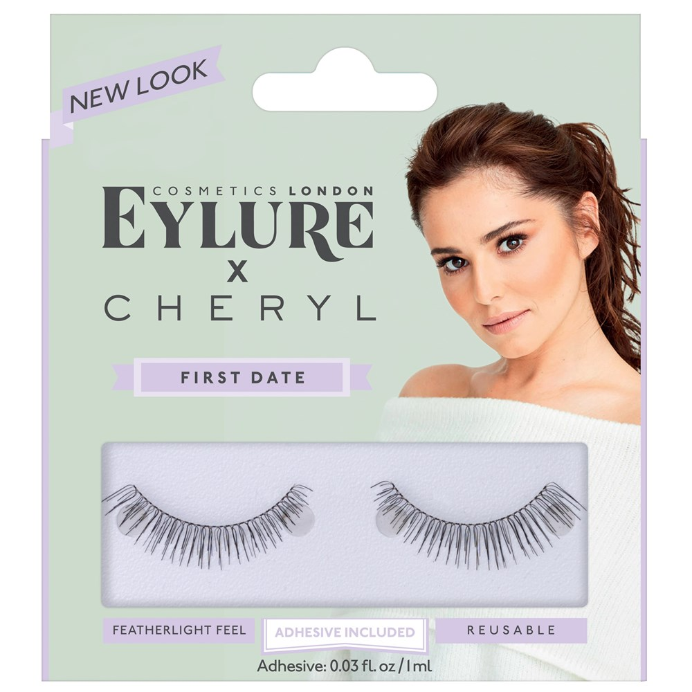 Cheryl First Date Lashes