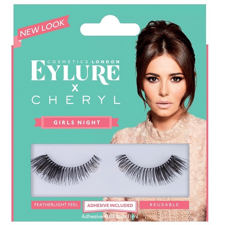 Cheryl Girls Night Lashes