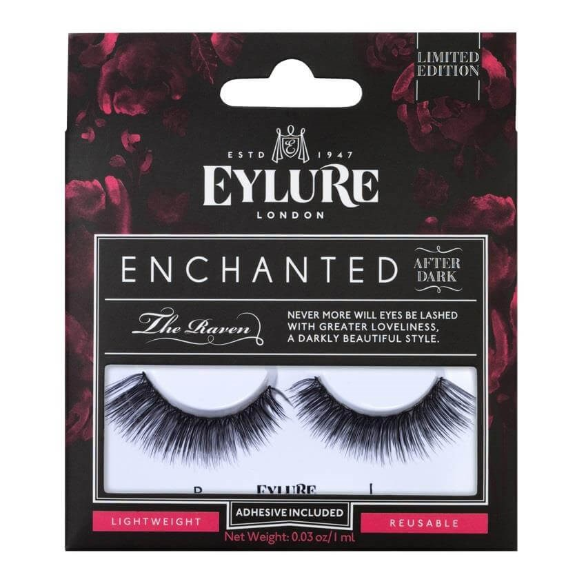The Raven False Eyelashes