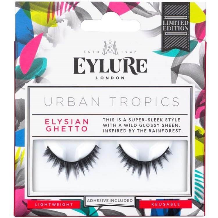Urban Tropics eyelashes