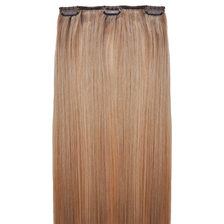 Light ginger hair extensions