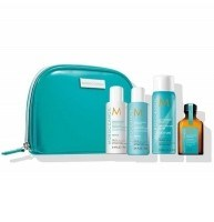 moroccanoil travelk bag gift set for her