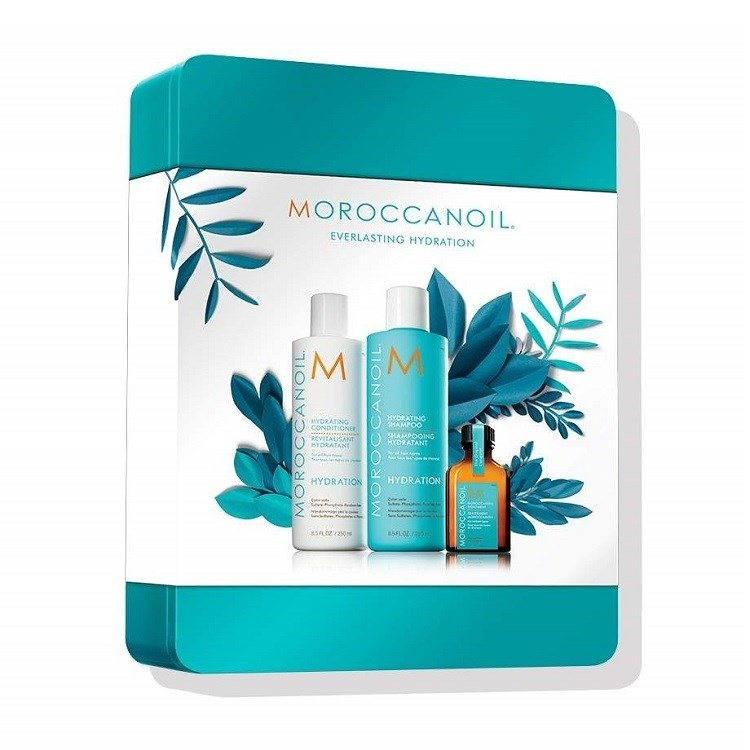 moroccanoil gift set, christmas gifts for her