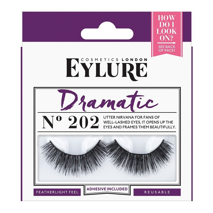 Eylure Double Lashes strip lashes