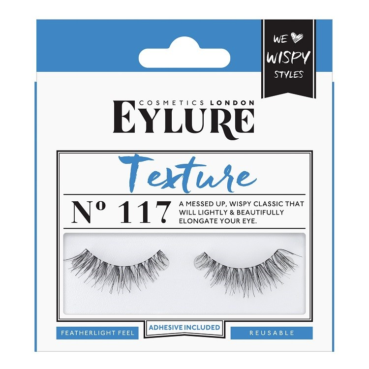 Eylure Texture Lashes 117