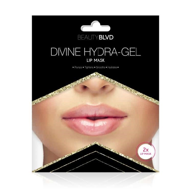hydra gel plumping lip mask