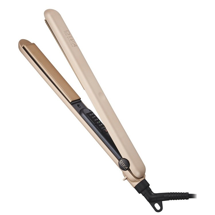 Diva pro styling hair styler aztec gold hair straighteners