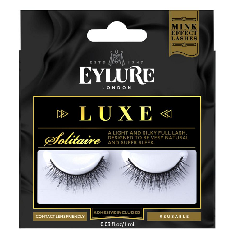 Eylure LUXE Solitaire False Eyelashes