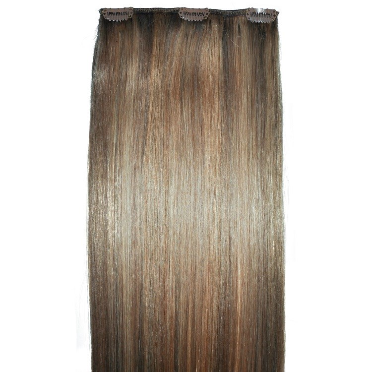 honey blonde mixed hair extensions